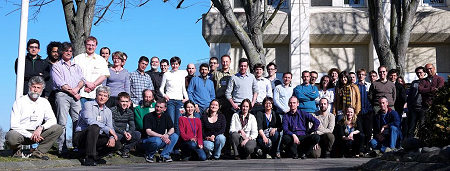 Participants to Java Workshop for Gaia DPAC in March 2012